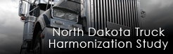 North Dakota Truck Harmonization Study (View More Info)