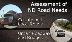 Assessment of ND Road Needs